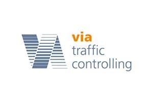 via traffic controlling